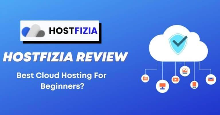 hostfizia Review 2021