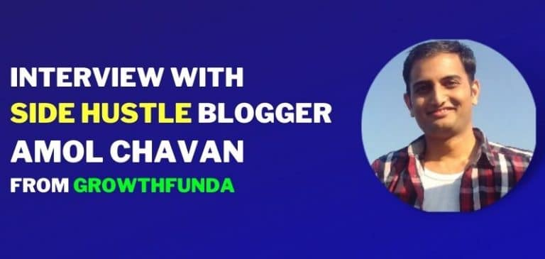 interview with amol chavan from growthfunda